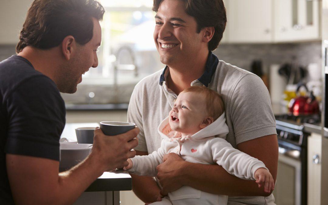 Gay couple looking for surrogate mother in Edmonton | Proud Fertility
