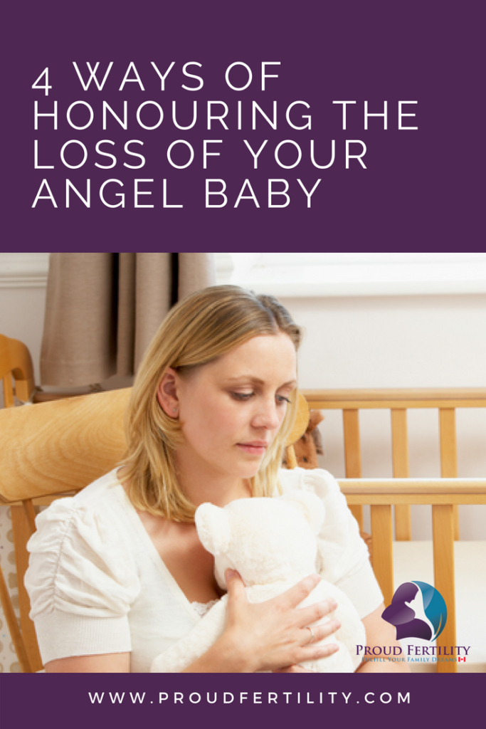 Four Ways of Honouring the Loss of Your Angel Baby _ Proud Fertility Surrogacy and Egg Donation in Canada