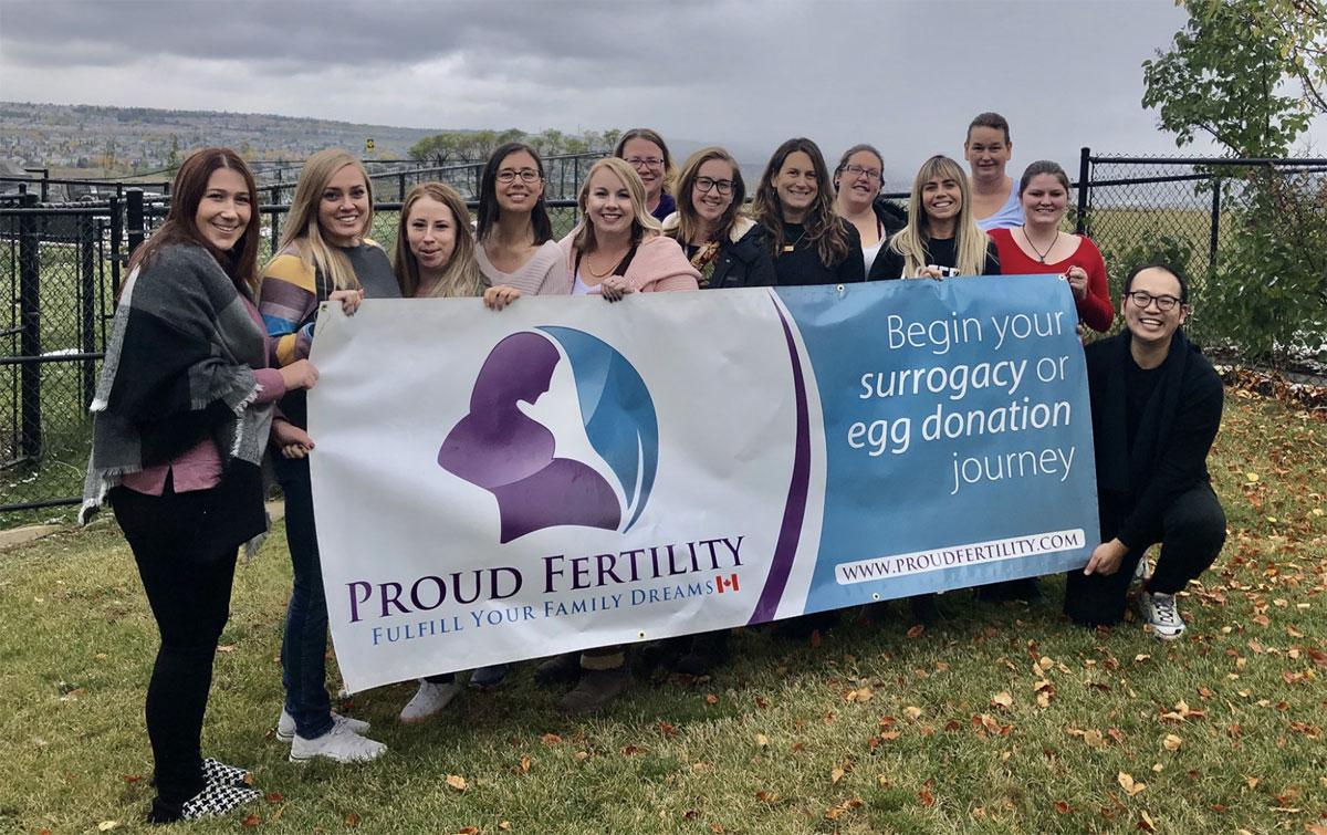 Proud Gestational Surrogates